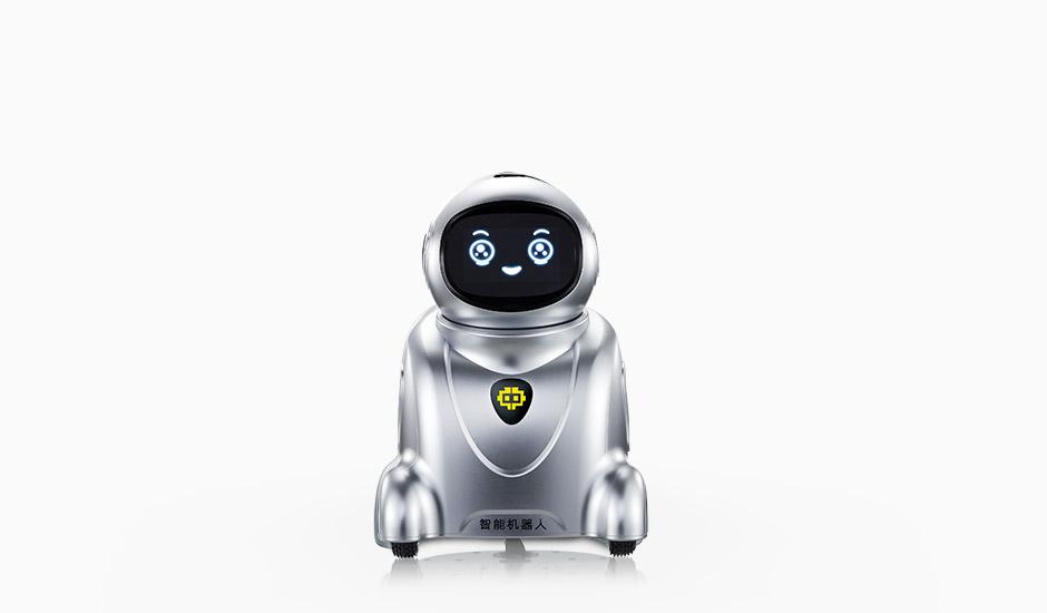 逻辑培养机器人小勇F5